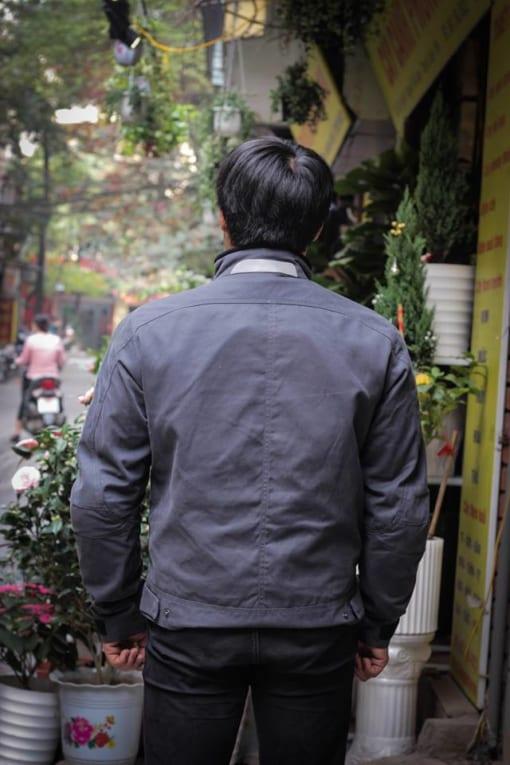 áo khoác bảo hộ