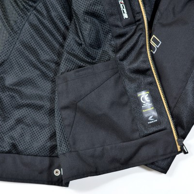 áo khoác motor taichi
