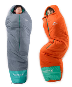 túi ngủ siêu ấm