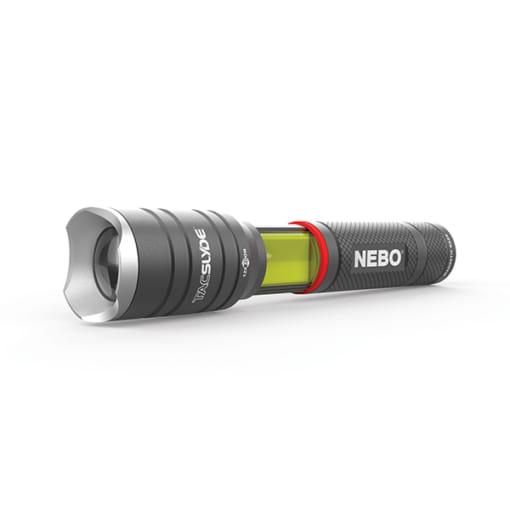 Đèn pin led siêu sáng NEBO TAC-SLYDE-1