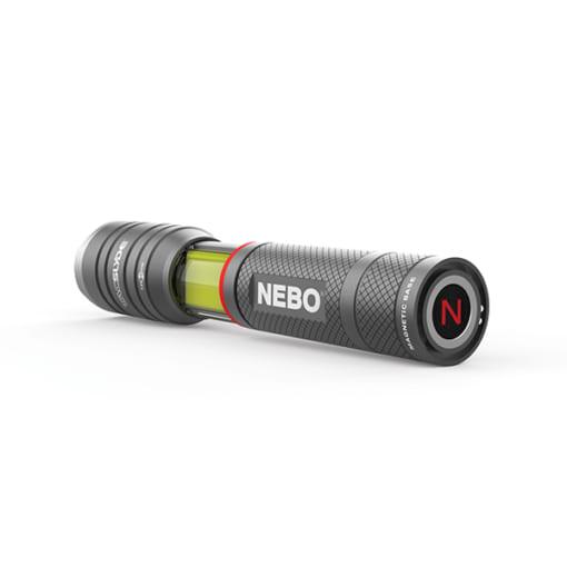 Đèn pin led siêu sáng NEBO TAC-SLYDE-3