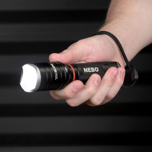 Đèn pin led siêu sáng NEBO TAC-SLYDE-5