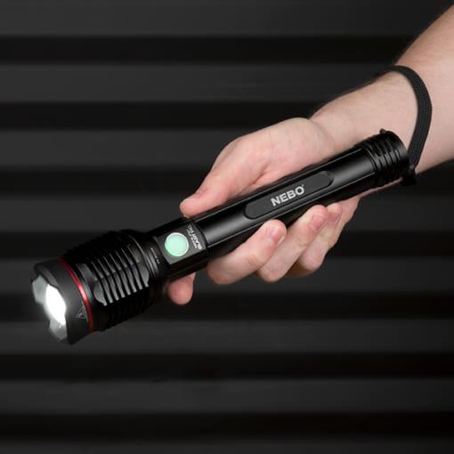 đèn pin siêu sáng cao cấp Nebo Redline-Blast-2