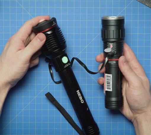 đèn pin siêu sáng cao cấp Nebo Redline-Blast-6