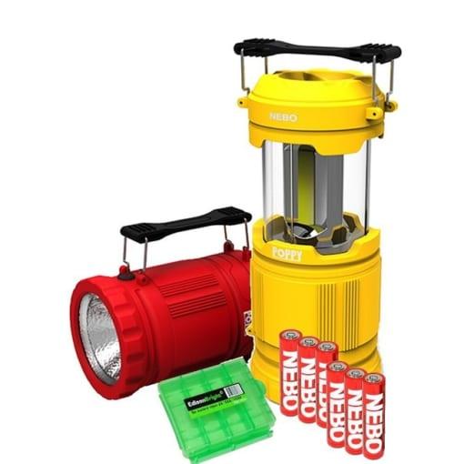 đèn pin đa tính năng