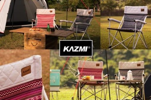 Ghế xếp dã ngoại Kazmi