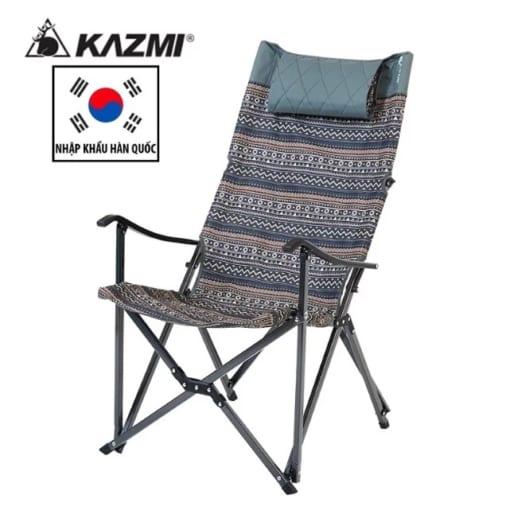 Ghế xếp tựa lưng Kazmi