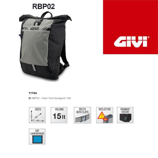 Balo Givi RBP02