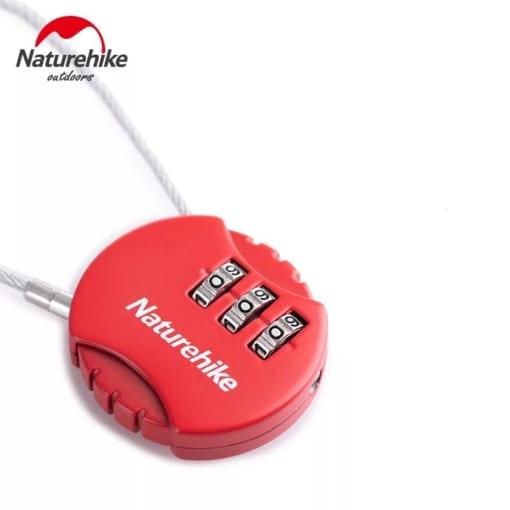 Móc khóa số vali NatureHike NH20SJ003
