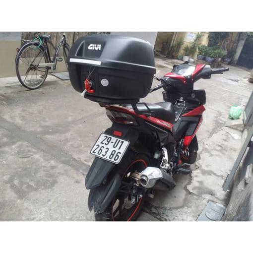Thùng xe máy Givi E26N