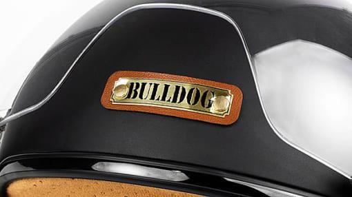 Mũ bảo hiểm Bulldog Pom