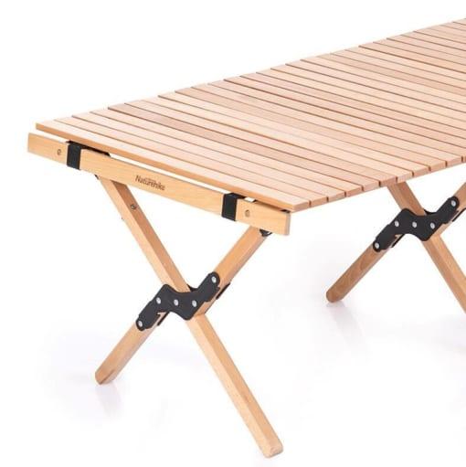 Bàn xếp gỗ Naturehike NH19JJ009