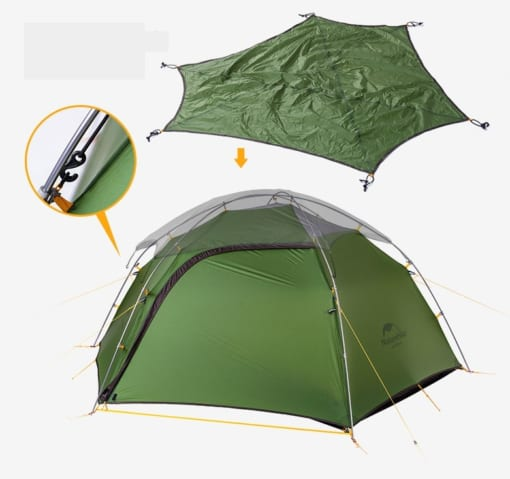 Lều du lịch Naturehike NH17K240-Y