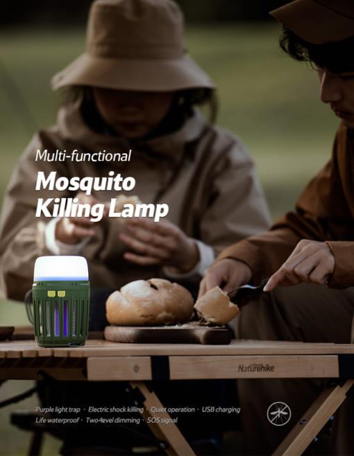 Đèn chống muỗi Naturehike NH20ZM003