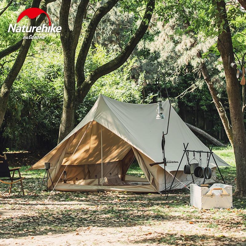 Lều dã ngoại glamping 2 người NatureHike NH20ZP003