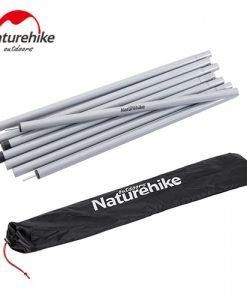 Bộ cọc chống tăng ống thép không rỉ Naturehike chính hãng