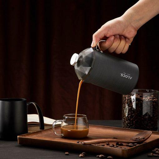 Ấm áp suất pha cà phê Alocs CW-K28