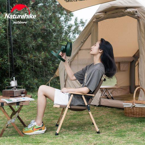 Quạt treo đa năng Naturehike NH21ZM003