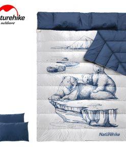 Túi ngủ đôi gia đình Naturehike NH19S016-D