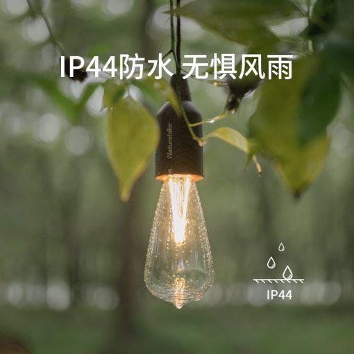 Bóng đèn tròn tích điện Naturehike NH21ZM002