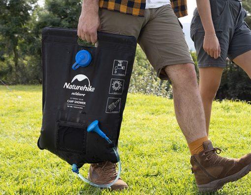 Túi đựng nước nóng năng lượng mặt trời Naturehike NH21SJ032